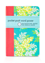 Pocket Posh Word Power - 120 Job Interview Words You Should Know