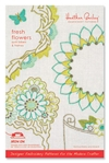 Fresh Flowers - embroidery pattern