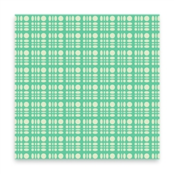 Dot Weave - turquoise