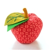 Apple Pincushion Kit - Red Divvy