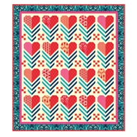 Hello LOVE Quilt Kit