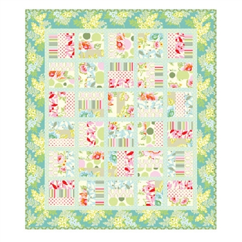 Nicey Jane Quilt Kit