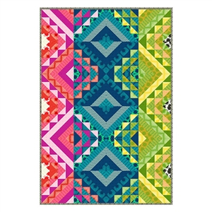 True Colors Quilt Kit