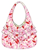Swing Bag Kit - Lindy Leaf Pink