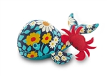 Whale Pincushion Kit - Daisy