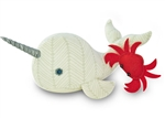 Whale Pincushion Kit - Walter White