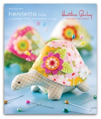 Henrietta Turtle - mini pattern