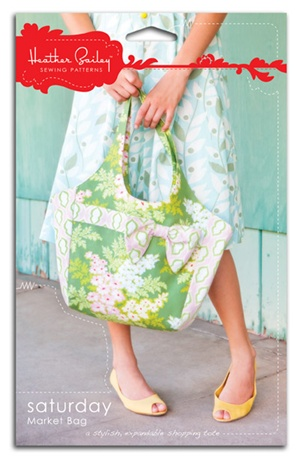 Saturday Market Bag Sewing Pattern