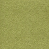 pea soup green felt