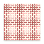 "Structure - pink 55"" VOILE"