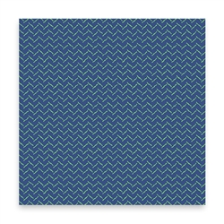 "Vibe - navy 55"" VOILE"