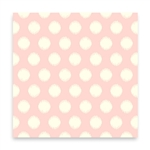 "Threaded Dot - pink 55"" VOILE"