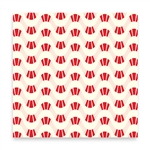 "Wave - ruby 55"" VOILE"