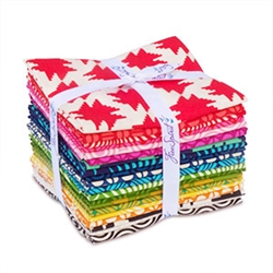 True Colors (2nd Release) - Fat Quarters Stack