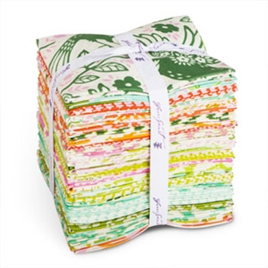 Up Parasol Fat Quarters Stack