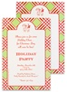Invitations - Plaid Charm