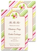 Invitations - Holly Stripe