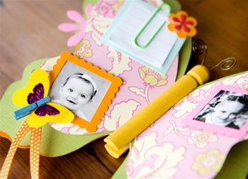 Flutterby Flip-Book Kit