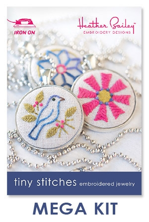 Embroidered-Jewelry MEGA Kit