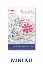 Embroidered-Jewelry MINI Kit