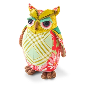 Owl Pincushion Kit - Nicholas
