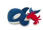 Whale Pincushion Kit - Willy