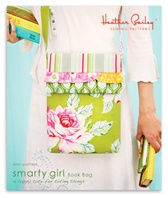 Smarty Girl Book Bag - mini pattern
