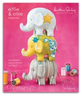 Effie & Ollie Elephant - mini pattern