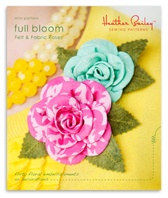 Full Bloom Roses - mini pattern