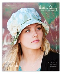 Boho Cloche Hat - mini pattern