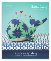Seymour Spyhop - whale, orca & narwhal
