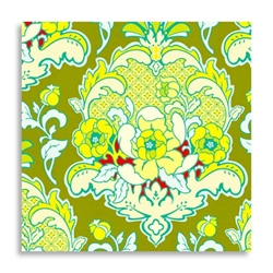Pineapple Brocade - celery